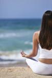 meditierende Frau, Praxis für Hypnotherapie und Coaching Nidda