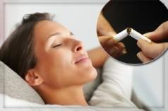 Frau in Hypnose Nichtraucher, Praxis für Hypnotherapie Nidda